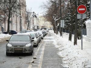 В Казани восьмерых нарушителей правил парковки поймали благодаря новым камерам