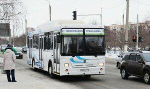 Нижнекамск намерен получить 24 автобуса и 6 трамваев по федеральному проекту