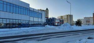 В Елабуге торговые точки накажут за горы складированного снега