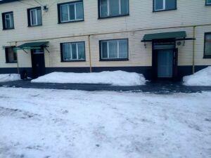 В Кайбицком районе благоустроили двор и детскую площадку