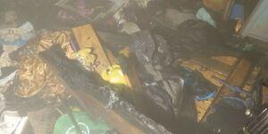 Из-за горевшего мусора из пятиэтажки в Зеленодольске спасли жильцов