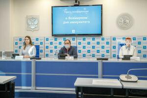 Отсутствие гриппа в Татарстане – заслуга прививочной кампании и Covid-ограничений