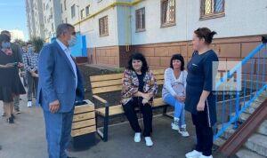 В Нижнекамске в 2021 году отремонтируют 68 дворовых территорий