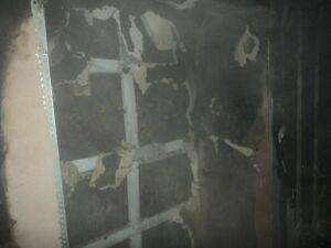 В Казани пожарные потушили огонь в бойцовском клубе в подвале жилого дома