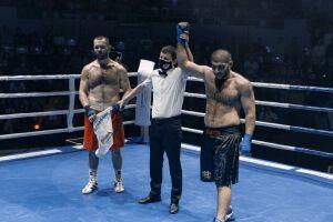 Татарстанский боксер Касымов выиграл три всероссийских турнира класса А