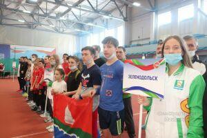 Зеленодольск стал столицей ГТО, собрав спортсменов со всего Татарстана