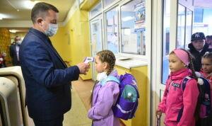 Мэр Челнов потребовал усилить входной фильтр в детсадах