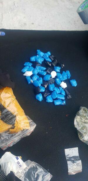 Инспекторы задержали двоих казанцев, в чьем авто нашли 68 свертков с наркотиками