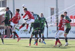 Футбольный «Нефтехимик» одержал третью победу подряд в ФНЛ