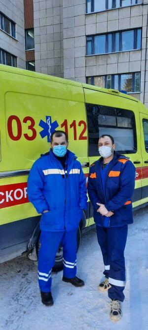 Фельдшер скорой Набережных Челнов рассказал о вакцинации от Covid-19