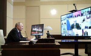 Путин поручил запустить механизм компенсации регионам инвестиционного вычета