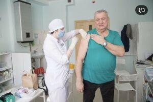Сотрудники и родители пациентов Казанского хосписа привились от коронавируса