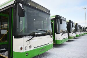 Исполком Челнов: Московские «ЛИАЗы» выйдут на линию в ближайшие дни
