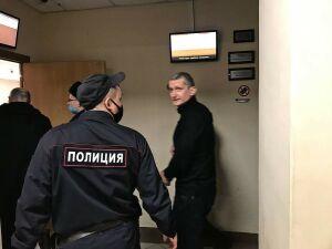 Обвиняемый в убийстве главы «Водоканала»: Признался, чтобы отдохнуть от колонии