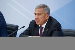 Минниханов: «Казанские ведомости» создают основу для демократического общества