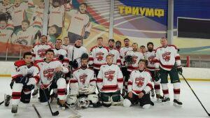 Казанская команда глухих по хоккею на грани роспуска из-за финансовых трудностей