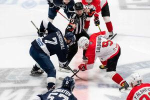 Хоккейный «Нефтяник» сравнял счет в четвертьфинальной серии плей-офф ВХЛ