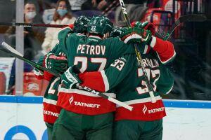 Серия игр «Ак Барса» и «Салавата Юлаева» в плей-офф КХЛ началась победой казанцев