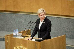 Павлова: После непростого года пандемии важно поддержать малый и средний бизнес