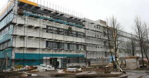 В Набережных Челнах начался ремонт инфекционной больницы