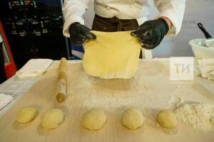 В День крымской кухни казанские студенты приготовили янтык