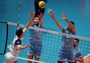 Волейбольный «Зенит-Казань» начал полуфинал Лиги чемпионов с поражения