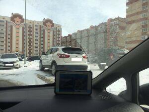 Альметьевск тестирует комплекс для автофиксации неправильной парковки