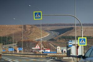 На автодорогах Татарстана по нацпроекту установят более 2,5 тыс. дорожных знаков