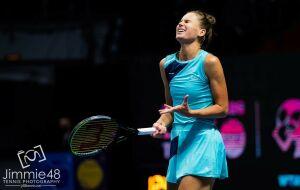 Кудерметова проиграла Касаткиной и выбыла из турнира в Санкт-Петербурге