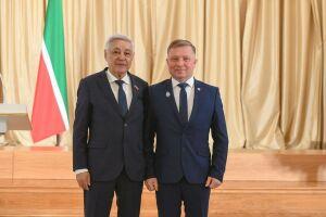 Главный инженер РТПЦ Татарстана стал заслуженным работником связи и информации