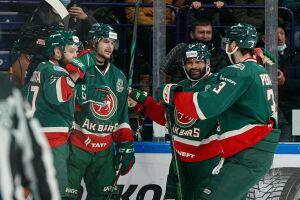 «Ак Барс» удвоил преимущество в серии с «Салаватом Юлаевым»