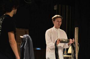 В драмтеатре Нижнекамска состоится премьера пластического моноспектакля «На заре»