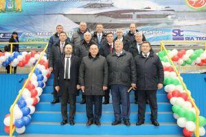 Зеленодольские судостроители заложили корпусы обновленных «Метеоров» для ХМАО
