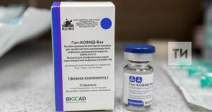 В Альметьевском районе вакцину от Covid-19 получили более 5 тыс. человек
