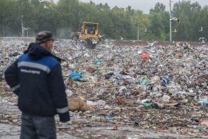 Из мусора Самосыровского полигона в Казани выработают электроэнергию