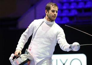 Москвич Сергей Бида считается фаворитом Кубка мира по фехтованию в Казани