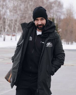 Капитан «Ак Барса» Данис Зарипов отправился в Уфу вместе с командой