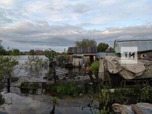 Исполком Челнов предупредил о возможном подъеме воды ниже по течению Камы
