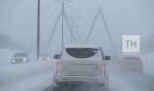 В Татарстане ожидаются метели и потепление до +5 градусов