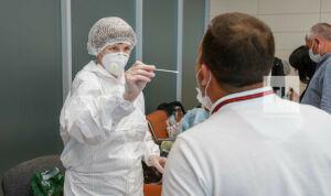 В Татарстане за сутки еще 45 человек заболели Covid-19