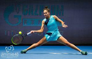 Кудерметова опустилась на одну строчку вниз в обновленном рейтинге WTA