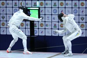Украинец Рейзлин победил в мужском турнире на Кубке мира по фехтованию в Казани