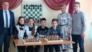 Во всех 26 школах Черемшанского района РТ появятся шахматные зоны