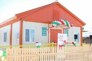 В селе Бугульминского района РТ появится новый фельдшерско-акушерский пункт