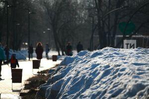 Эксперт КФУ рассказал, когда растает снег в Казани