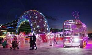 Фонд Варламова назвал самые популярные парки и скверы Челнов зимой