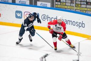 «Нефтяник» сравнял счет в серии плей-офф ВХЛ с «Динамо»