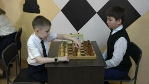 В Нурлате открылась десятая по счету шахматная зона