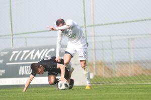 Футбольный «КАМАЗ» потерпел крупное поражение на сборе в Турции