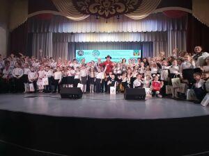 Актер театра и кино Александр Давыдов открыл в Кукморе фестиваль детской книги